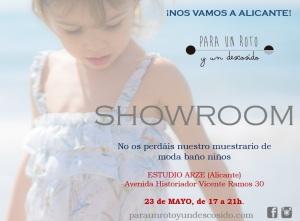 Showroom Alicante