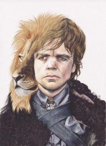 4. Tyrion Lannister, de Juego de Tronos